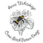 Схемы вышивки от Анны Ульчицкой - Ярмарка Мастеров - ручная работа, handmade