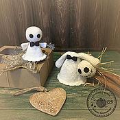 Куклы и игрушки ручной работы. Ярмарка Мастеров - ручная работа Привиденьки Шок и Трепет. Handmade.