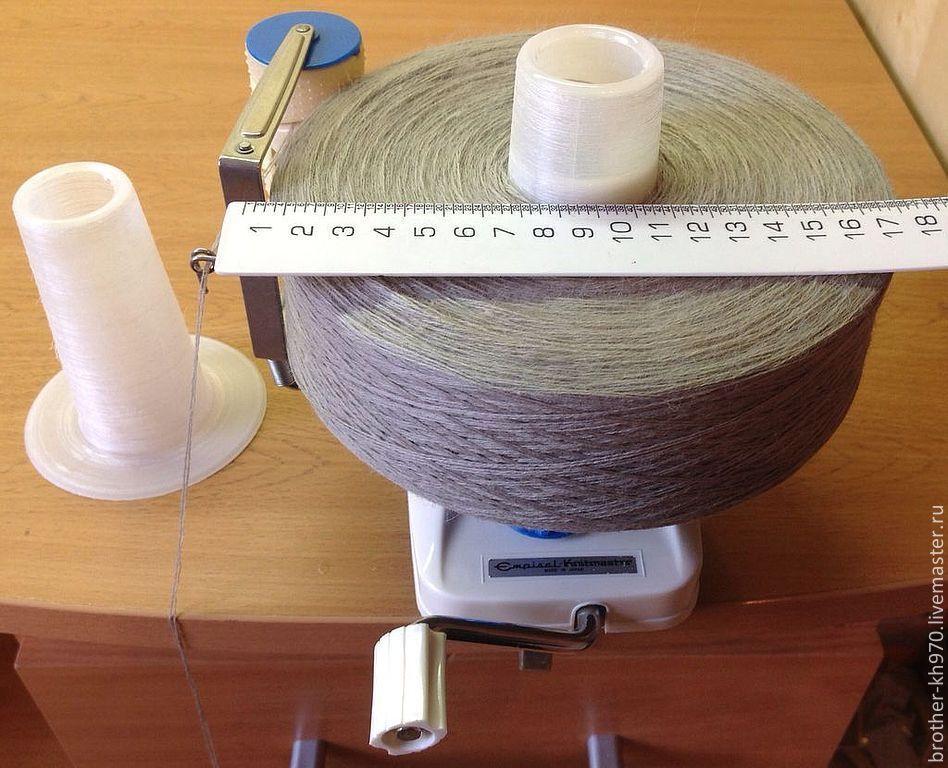 Перемотка ниток для вязания 69