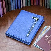 handmade. Livemaster - original item Holder wallet on a magnet. Handmade.