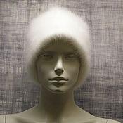 Аксессуары handmade. Livemaster - original item Hats from the wool of mink. Handmade.