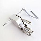 Материалы для творчества ручной работы. Ярмарка Мастеров - ручная работа Верхний транспортер 5 мм шагающая лапка для швейной машины. Handmade.