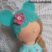 Куклы и игрушки ручной работы. Ярмарка Мастеров - ручная работа Куколка Минни. Handmade.
