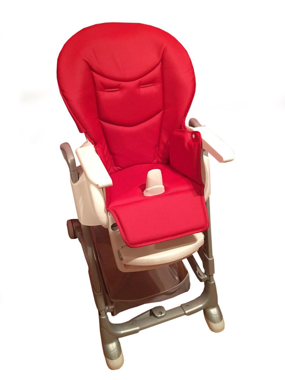 Аксессуары для колясок ручной работы. Ярмарка Мастеров - ручная работа. Купить Чехол на стульчик для кормления CAM ISTANTE. Handmade. Голубой