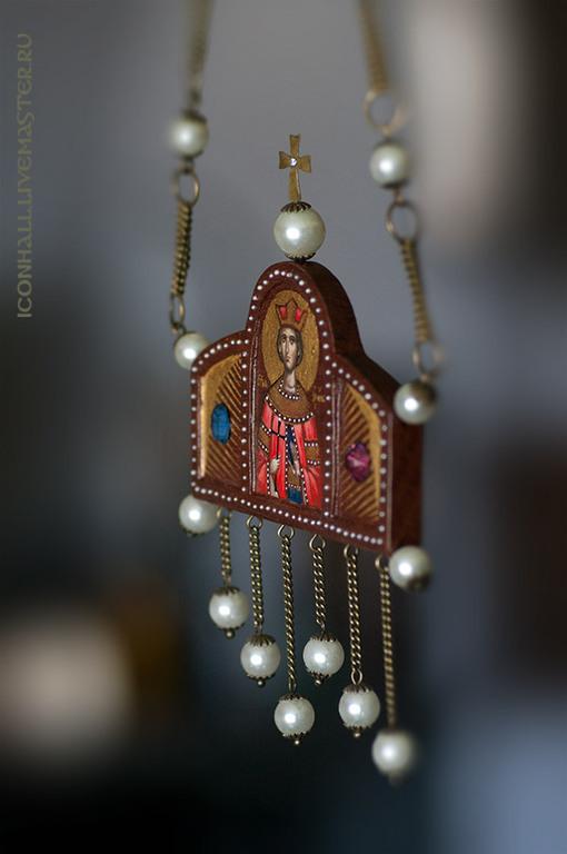 Икона Ирины Македонской. Общий вид