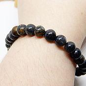 Украшения handmade. Livemaster - original item Bracelet from petersit Unknown blue. Handmade.