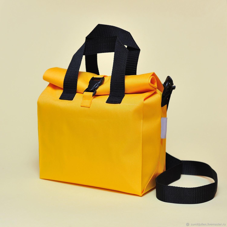 d8d5cdc60c1d Женские сумки ручной работы. Ярмарка Мастеров - ручная работа. Купить Сумка  для еды на ...
