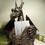 Канцелярские товары handmade. Livemaster - original item Dragon