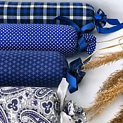 Подушка для кормления ручной работы. Ярмарка Мастеров - ручная работа Можжевеловый массажный валик для спины. Handmade.