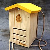 Для дома и интерьера handmade. Livemaster - original item A house for insects
