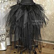 Одежда handmade. Livemaster - original item Train tutu Skirt tulle adult. Handmade.