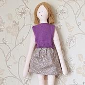 Куклы и игрушки ручной работы. Ярмарка Мастеров - ручная работа Большие мягкие куклы из хлопка Нежный подарок девочке. Handmade.