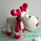 Куклы и игрушки ручной работы. Ярмарка Мастеров - ручная работа Олень Ральф. Handmade.