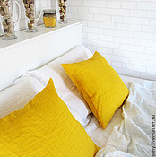 """Для дома и интерьера ручной работы. Ярмарка Мастеров - ручная работа 2 ух спальный набор постельного белья """"Солнце"""". Handmade."""