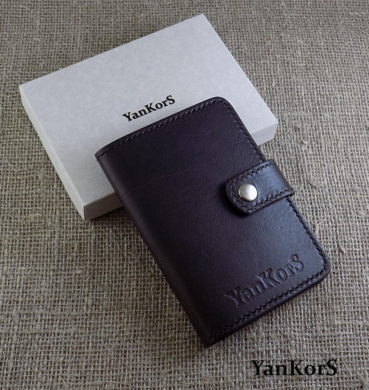 Обложка для паспорта с карманами, Обложки, Смоленск,  Фото №1