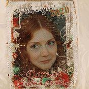 Мешочки ручной работы. Ярмарка Мастеров - ручная работа Новогодний мешок для подарков с фото. Handmade.