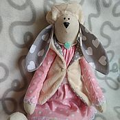 Куклы и игрушки handmade. Livemaster - original item In stock!!! Bunny Tilda. Handmade.