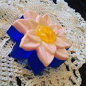 """Косметика ручной работы. Ярмарка Мастеров - ручная работа мыло ручной работы """"Цветы"""". Handmade."""