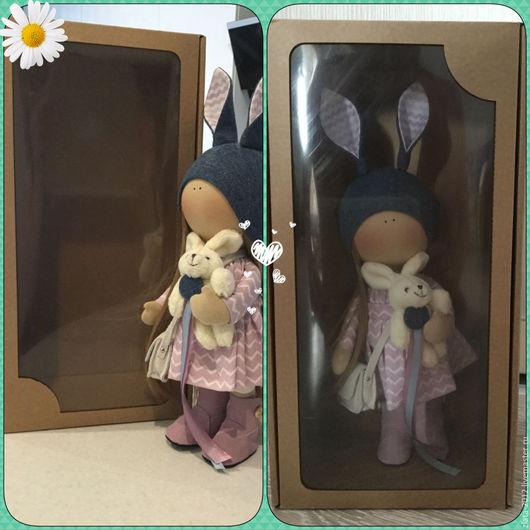 Куклы и игрушки ручной работы. Ярмарка Мастеров - ручная работа. Купить Упаковка для куклы.См описание!!!. Handmade. Комбинированный