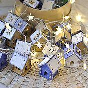 Сувениры и подарки handmade. Livemaster - original item Electric garland 2.5 m
