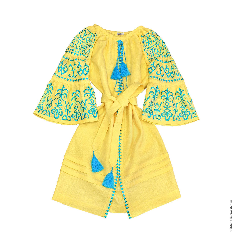 """Платье-вышиванка """"Воздушная Фантазия"""", Dresses, Kiev,  Фото №1"""