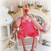 Подарки к праздникам ручной работы. Ярмарка Мастеров - ручная работа Петушок с корицей. Handmade.