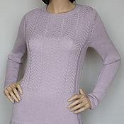 Одежда handmade. Livemaster - original item Pullover Merino-extrafine
