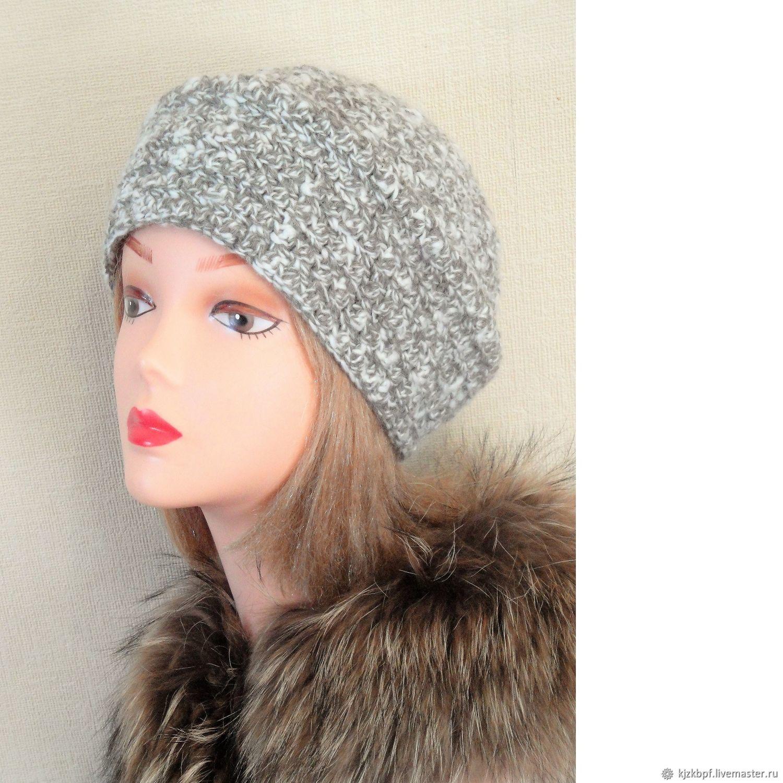 вязаная шапка незнакомка купить в интернет магазине на ярмарке