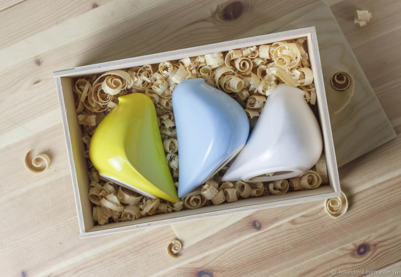Gift set 'Birdie', Figurines, Vyazniki,  Фото №1