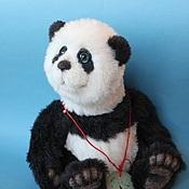 Куклы и игрушки ручной работы. Ярмарка Мастеров - ручная работа Панда Юань. Handmade.