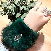 Аксессуары handmade. Livemaster - original item Bracelet fur. Handmade.