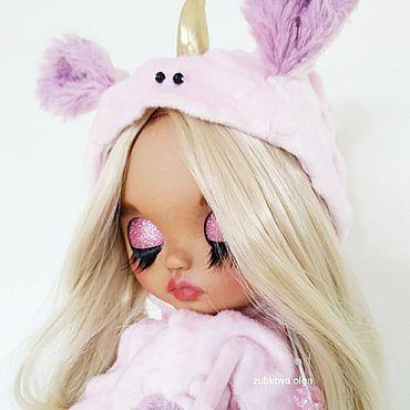 Куклы и игрушки ручной работы. Ярмарка Мастеров - ручная работа Куклы: Кукла Блайз (Blythe). Handmade.