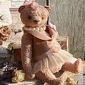 Куклы и игрушки ручной работы. Ярмарка Мастеров - ручная работа Акция! Мишка тедди Диана или просто Ди. Handmade.