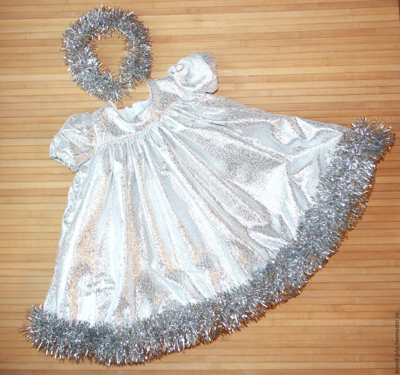 расшить платье мишурой с фото установке