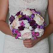 Свадебный салон handmade. Livemaster - original item The bride`s bouquet. wedding bouquet.. Handmade.