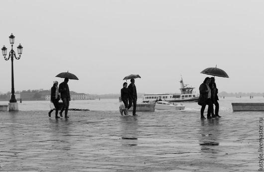 LuStyle. Авторская фоторабота `Холодный ноябрь-2`, Венеция, 2014 г.