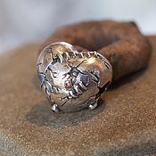 Материалы для творчества handmade. Livemaster - original item Wounded Heart charm. Handmade.
