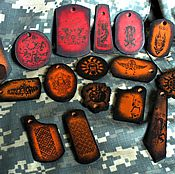 Русский стиль ручной работы. Ярмарка Мастеров - ручная работа Брелоки из кожи. Handmade.