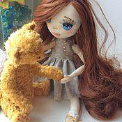 Куклы и игрушки ручной работы. Ярмарка Мастеров - ручная работа Кукла Летти, авторская коллекционная кукла. Handmade.