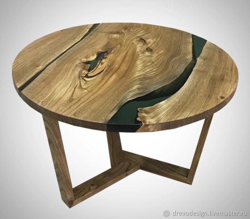 Table 'river' coffee, Tables, Belgorod,  Фото №1