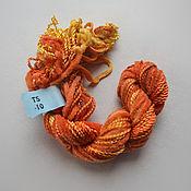Материалы для творчества handmade. Livemaster - original item Mix of 5 different threads for embroidery (№10). Handmade.