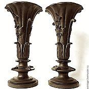 Винтаж handmade. Livemaster - original item Vintage Vases Cups Sports ENEA Award Kasli Cast iron Kusa. Handmade.