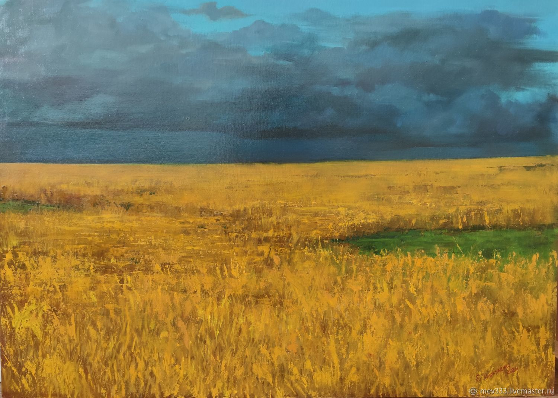"""После дождя*, Картины, Мурманск,  Фото №1"