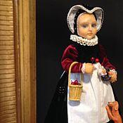 Куклы и игрушки ручной работы. Ярмарка Мастеров - ручная работа Портрет трехлетней девочки. Handmade.