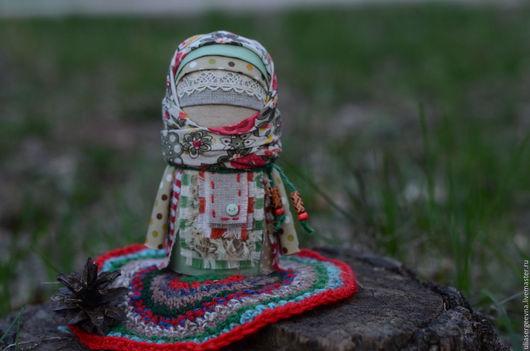 Народные куклы ручной работы. Ярмарка Мастеров - ручная работа. Купить Народная кукла  Крупеничка( или Зерновушка). Handmade. Деревня