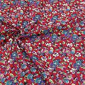 Ткани ручной работы. Ярмарка Мастеров - ручная работа Ткань хлопок поплин   01.15. Handmade.