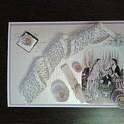 """Открытки ручной работы. Ярмарка Мастеров - ручная работа Открытка """"Париж"""". Handmade."""