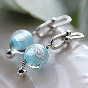 Украшения handmade. Livemaster - original item Classic Tiffany Earrings. Handmade.