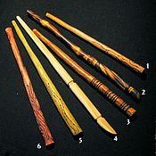 Субкультуры handmade. Livemaster - original item Wooden magic wand. Handmade.