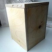 Материалы для творчества ручной работы. Ярмарка Мастеров - ручная работа Короб-1. Handmade.